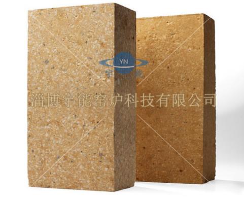 Calcium magnesium zirconium brick